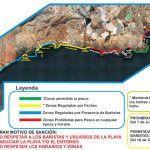 Zonas y horarios de pesca en Mazarrón